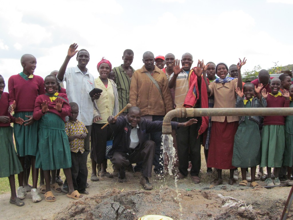 2015-09 NWM Gives Back - Free The Children - Borehole Image 1