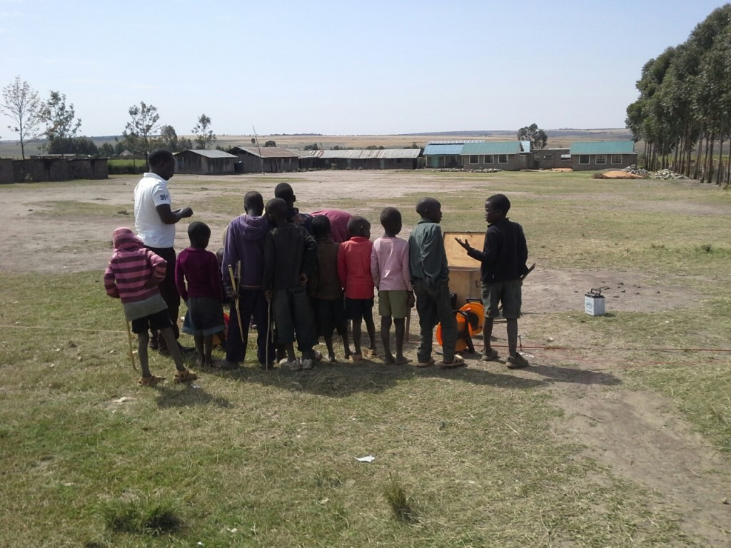 2015-09 NWM Gives Back - Free The Children - Borehole Image 3